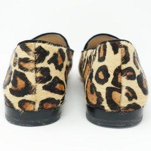 Sam Edelman Shoes - Sam Edelman Alvin Leopard-Print Calf Hair Slipper